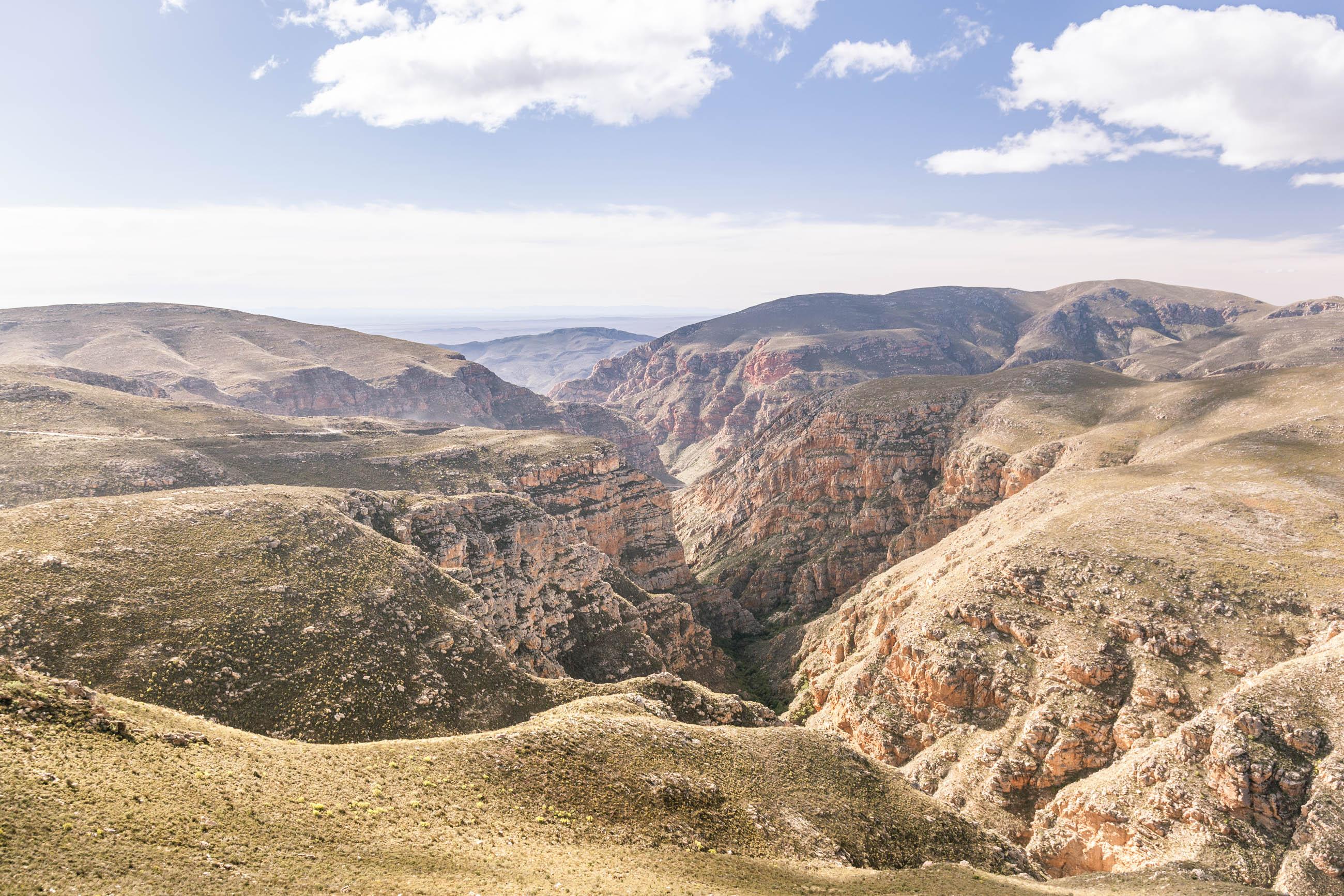 DER FOTOGRAF SVEN VOGEL FOTOGRAFIERT LANDSCHAFTEN LANDSCAPE IN DER KAROO IN SÜD AFRIKA